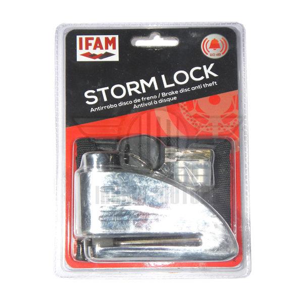 storm_lock candado alarma moto bici