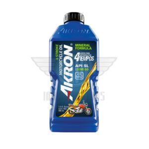 aceite akron_mineral20w50moto