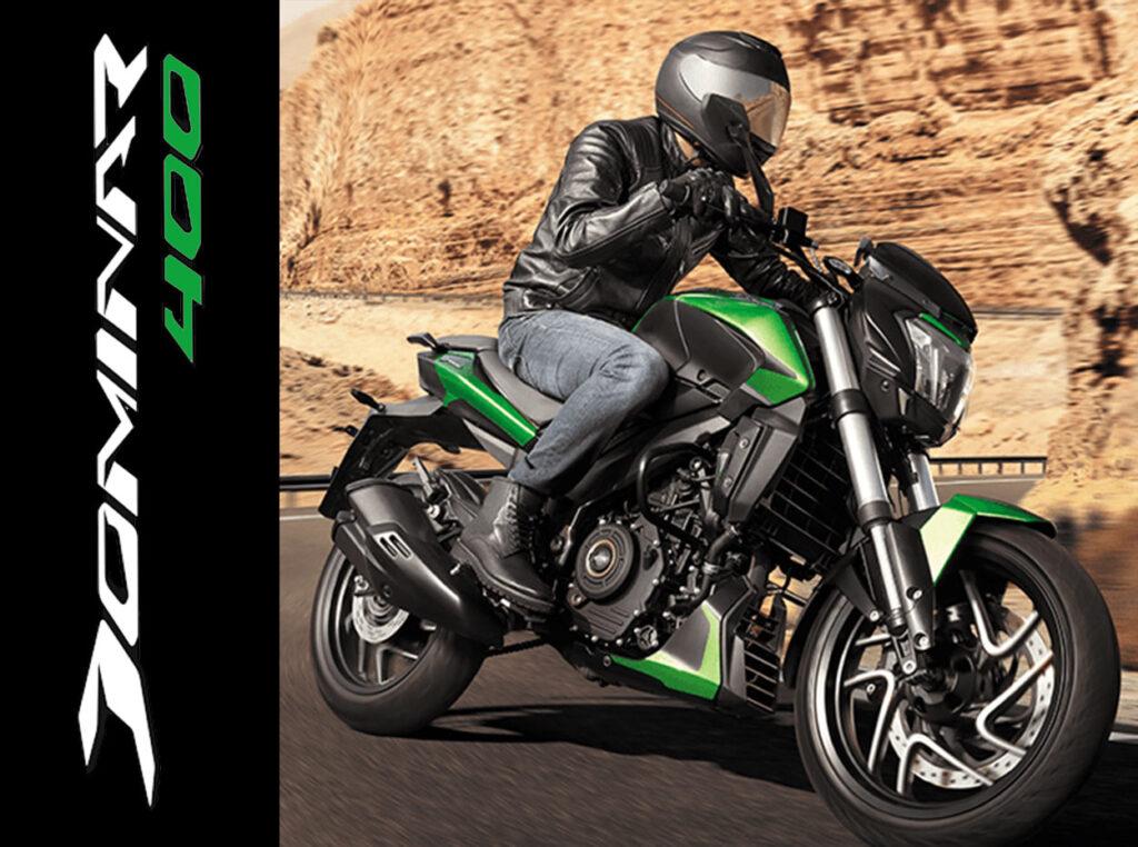 Moto Dominar 400 UG Bajaj Mexico