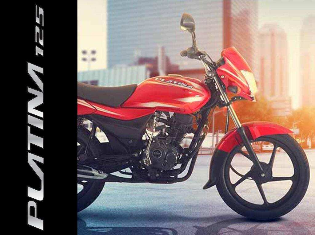 Moto Platina 125 Bajaj Mexico